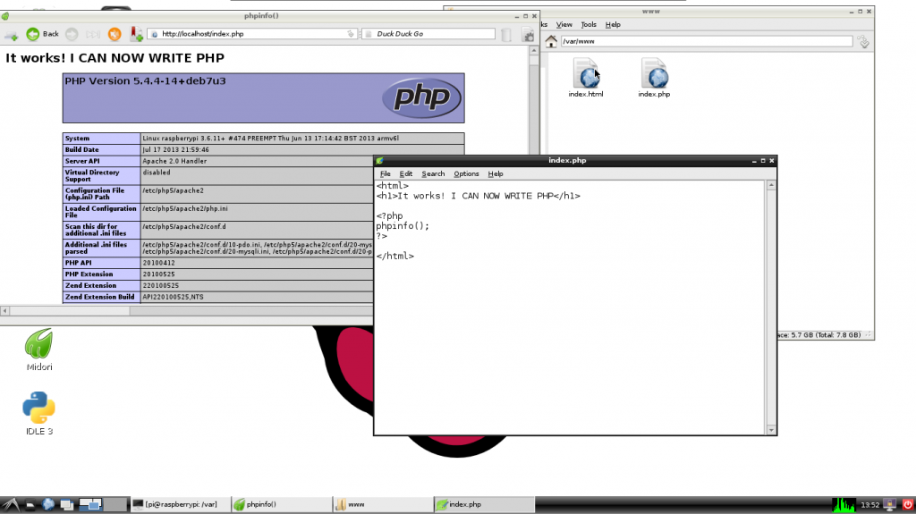 PHP Works